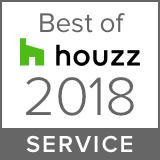 Best of Houzz Badge 2018