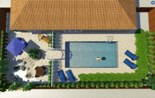Boca Raton Pool patio Design_006