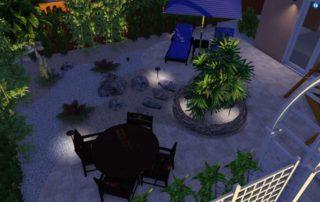 Boca Raton Pool patio Design_015